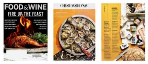 Food and Wine Magazine Gift Guide